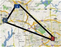 Triangle-north-carolina