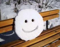 snowman-smiley-face