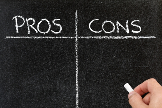 what are the pros and cons of charter schools